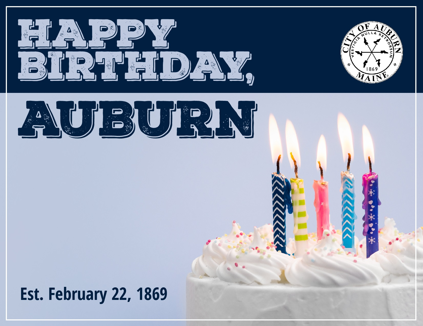 Happy Birthday, Auburn!