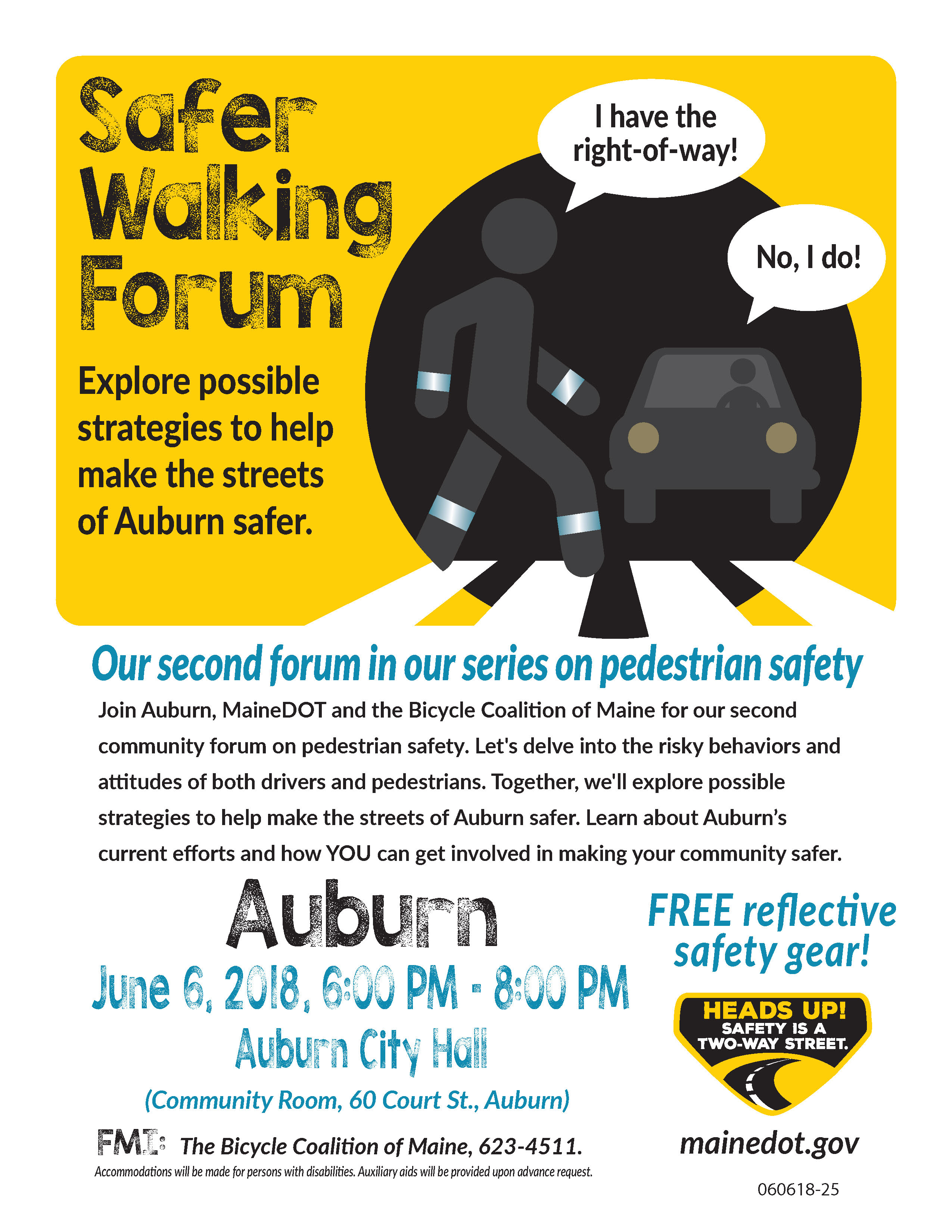 Safer Walking Forum