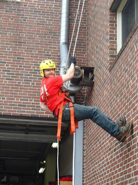 CFA - repelling